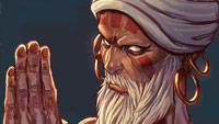 Kasai's amazing fighting game artwork image #9