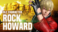 Rock Howard in King of Fighters 14 image #1