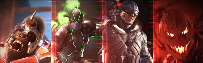 Injustice 2 it's good to be bad