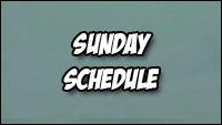 Sonic Boom 2017 tournament schedule image #2