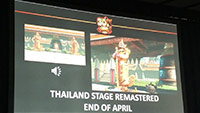Street Fighter costumes and Thailand stage from WonderCon image #4