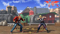 King of Fighters 14's two newest stages image #3