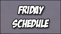 West Coast Warzone 2017 schedule image #1