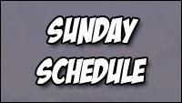 West Coast Warzone 2017 schedule image #3