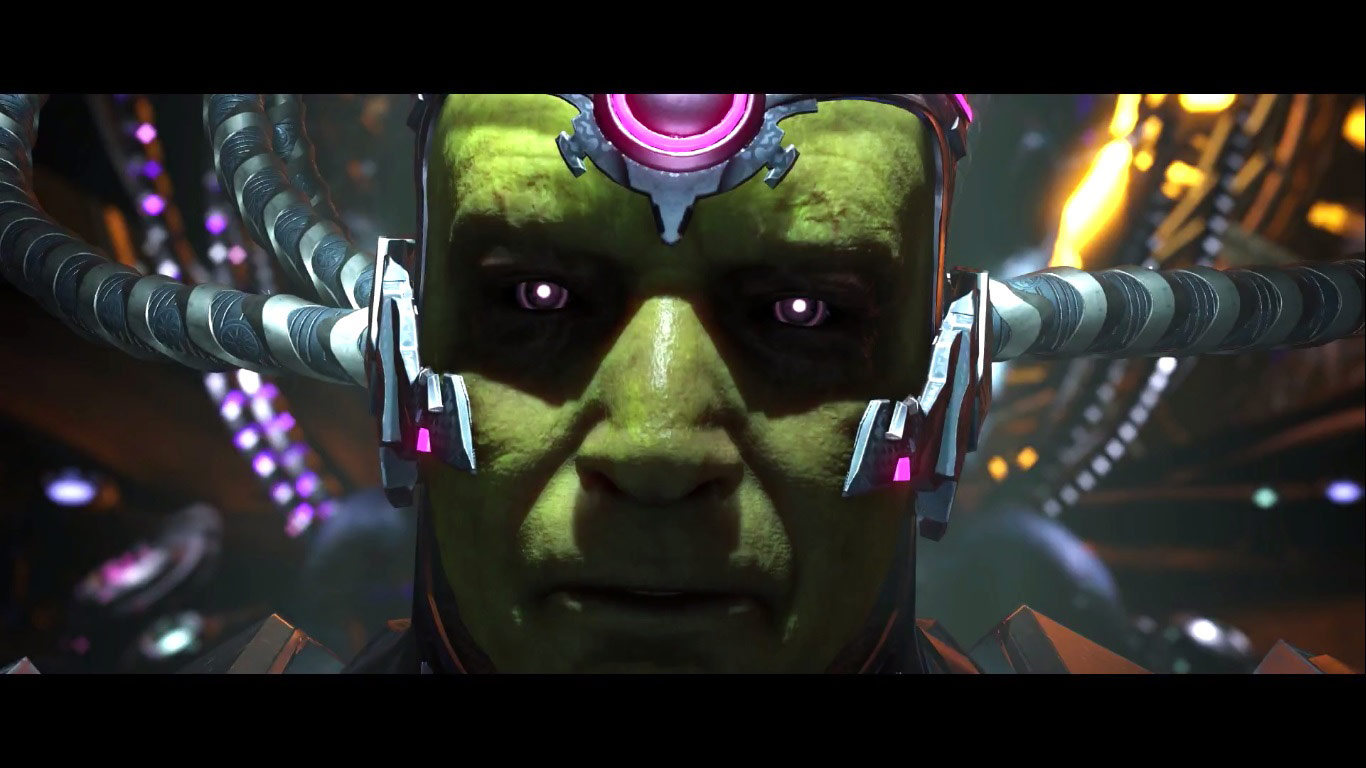 Brainiac in Injustice 2 3 out of 6 image gallery