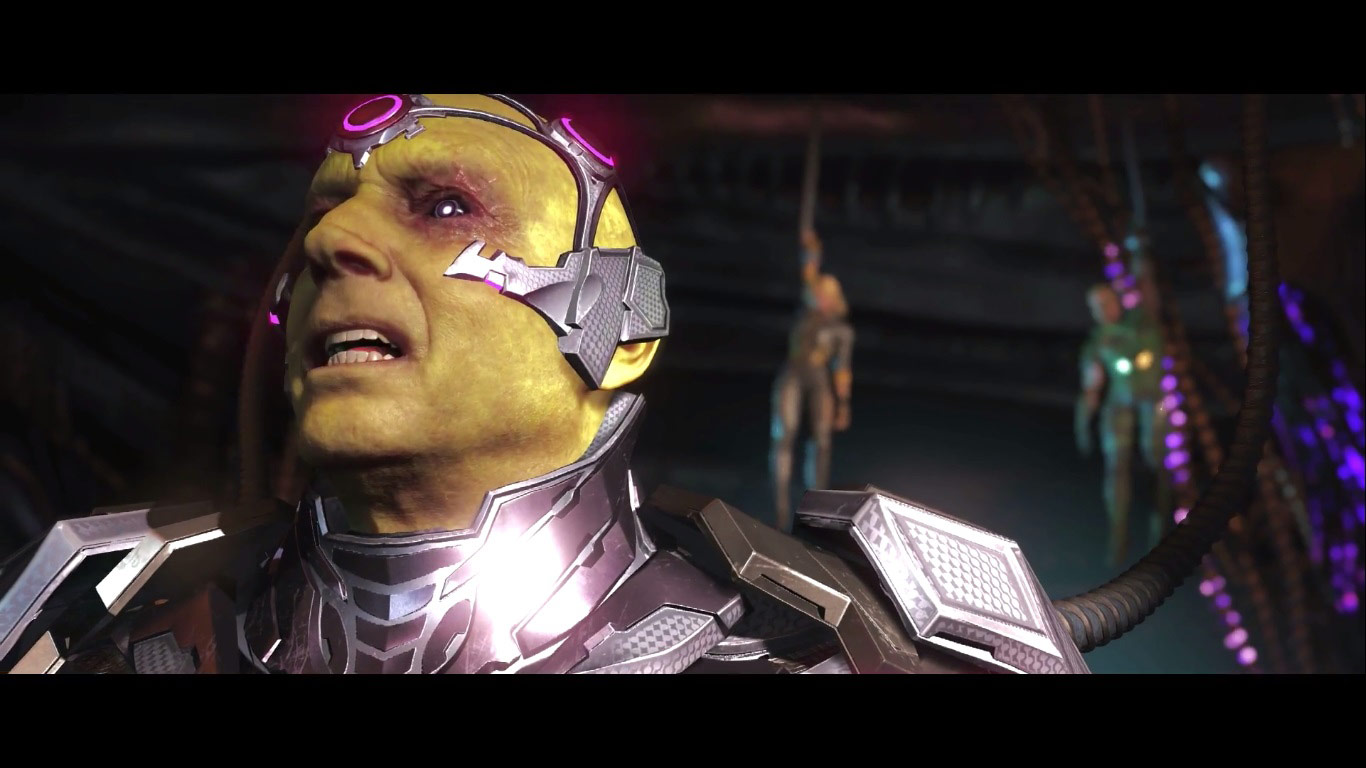 Brainiac in Injustice 2 4 out of 6 image gallery