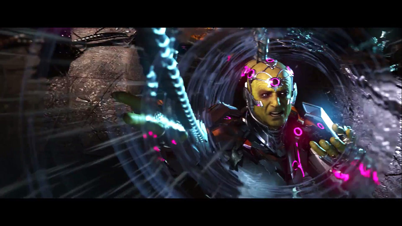 Brainiac in Injustice 2 5 out of 6 image gallery