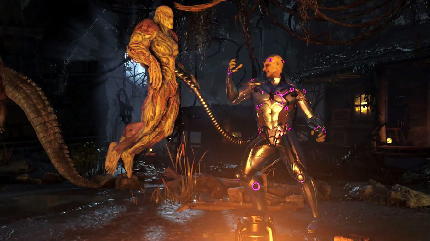 Brainiac in Injustice 2 6 out of 6 image gallery