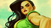 Eddie Holly's fighting game artwork image #6