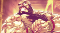 Eddie Holly's fighting game artwork  out of 21 image gallery