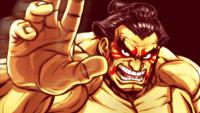 Eddie Holly's fighting game artwork image #11