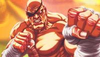 Eddie Holly's fighting game artwork image #14