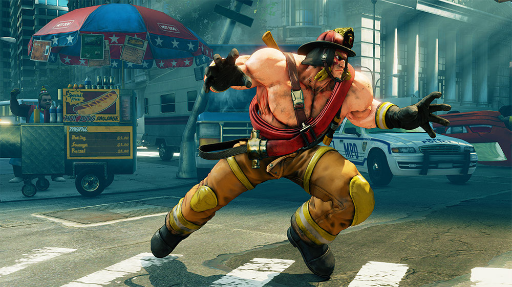 Street Fighter 5 Work costumes 1 out of 9 image gallery
