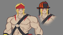 Street Fighter 5 Work costumes image #2