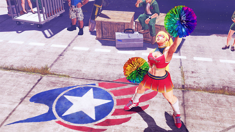 Street Fighter 5 Work costumes 5 out of 9 image gallery