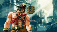 Street Fighter 5's upcoming content image #2