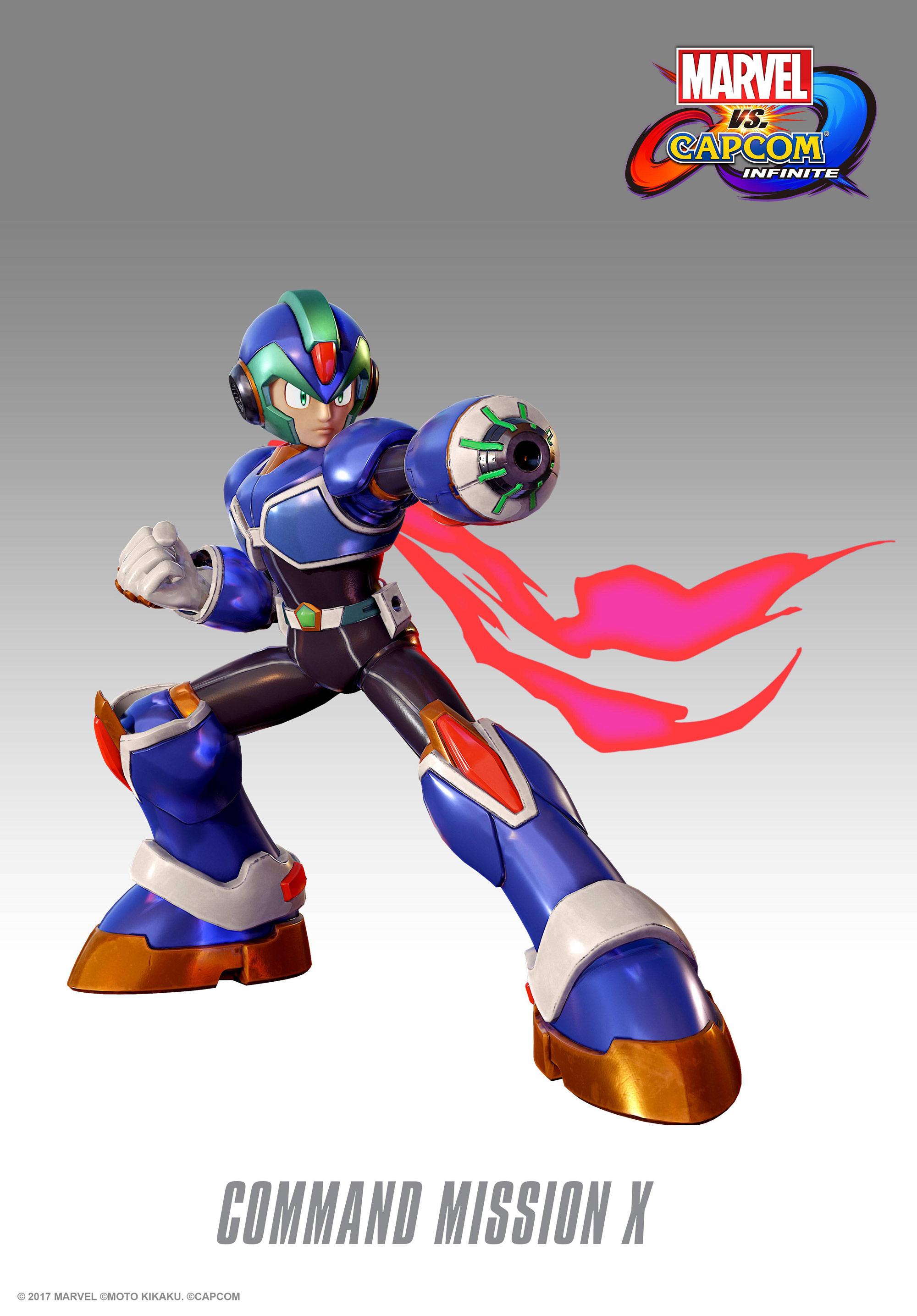 Marvel vs. Capcom: Infinite premium costumes for Mega Man, Ryu, Thor and Hulk 1 out of 4 image gallery