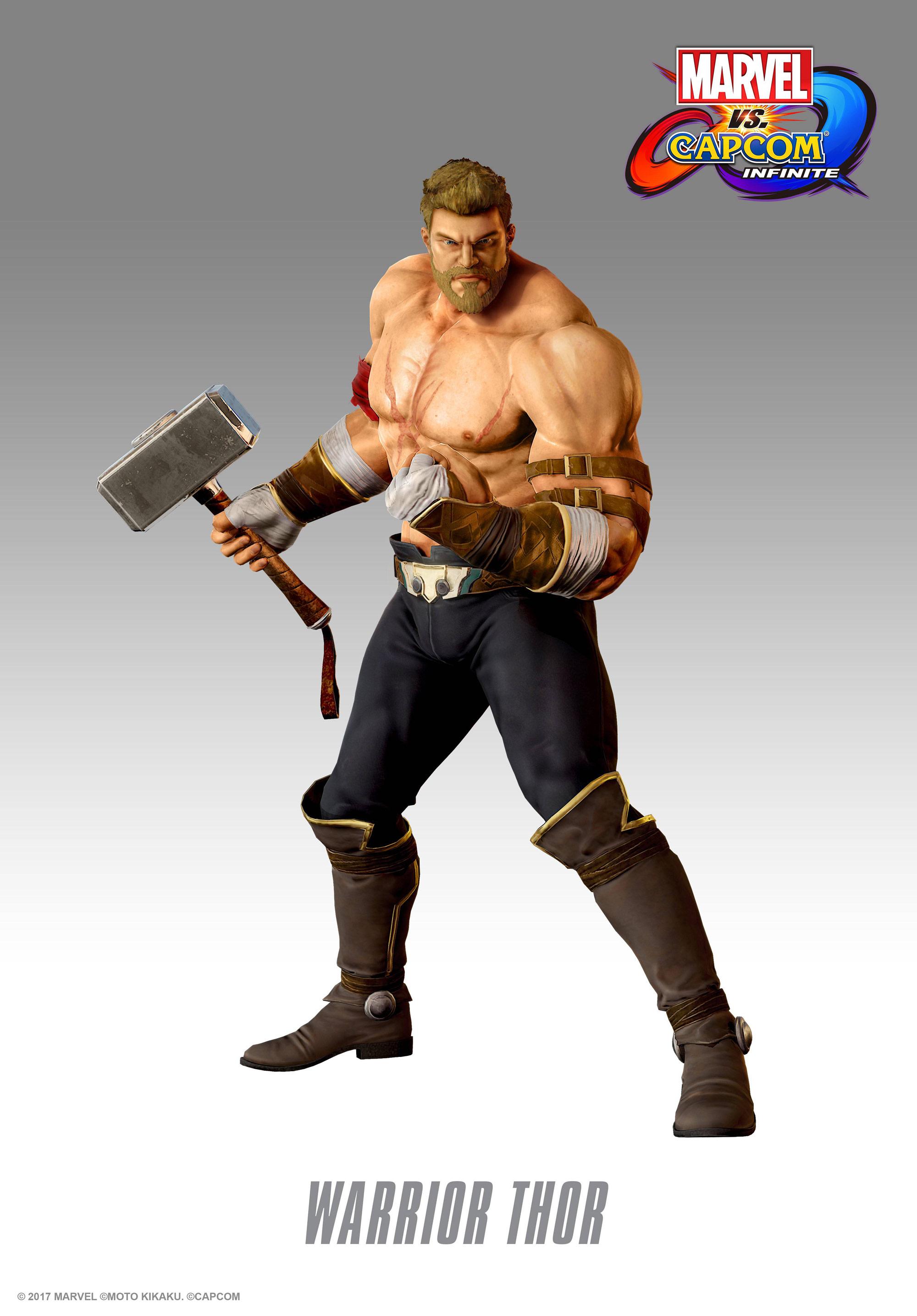 Marvel vs. Capcom: Infinite premium costumes for Mega Man, Ryu, Thor and Hulk 3 out of 4 image gallery