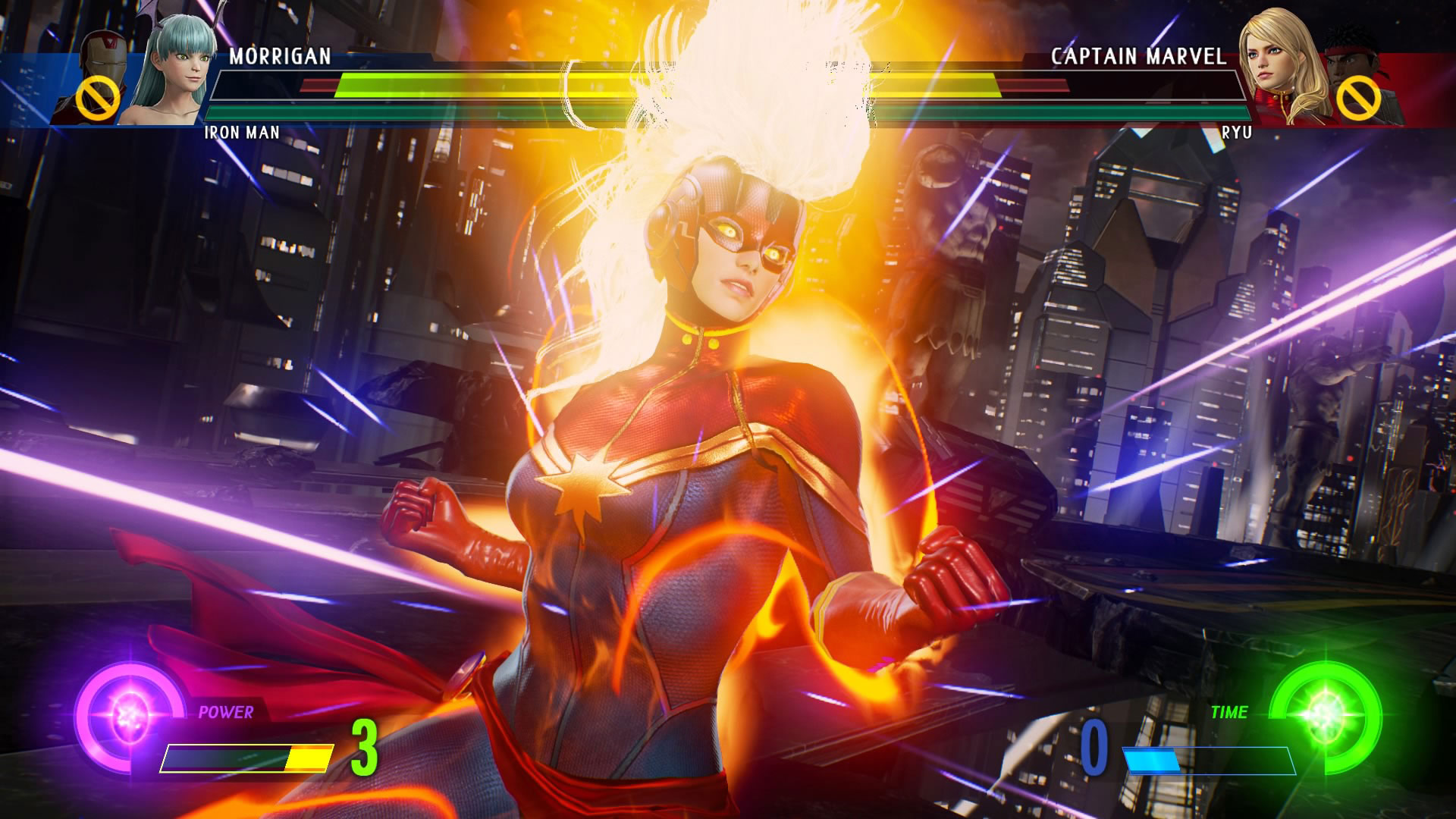 Marvel vs. Capcom: Infinite gameplay screenshots 3 out of 6 image gallery