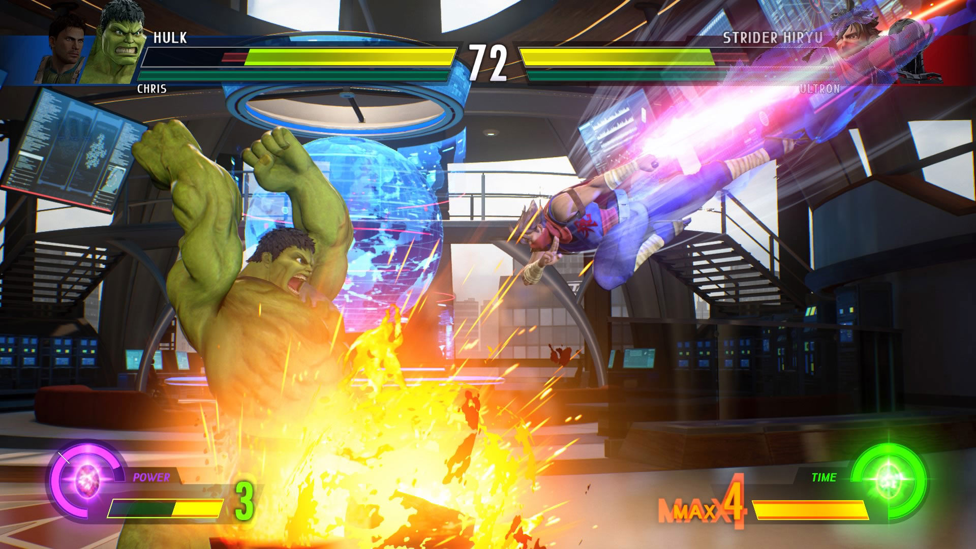 Marvel vs. Capcom: Infinite gameplay screenshots 6 out of 6 image gallery