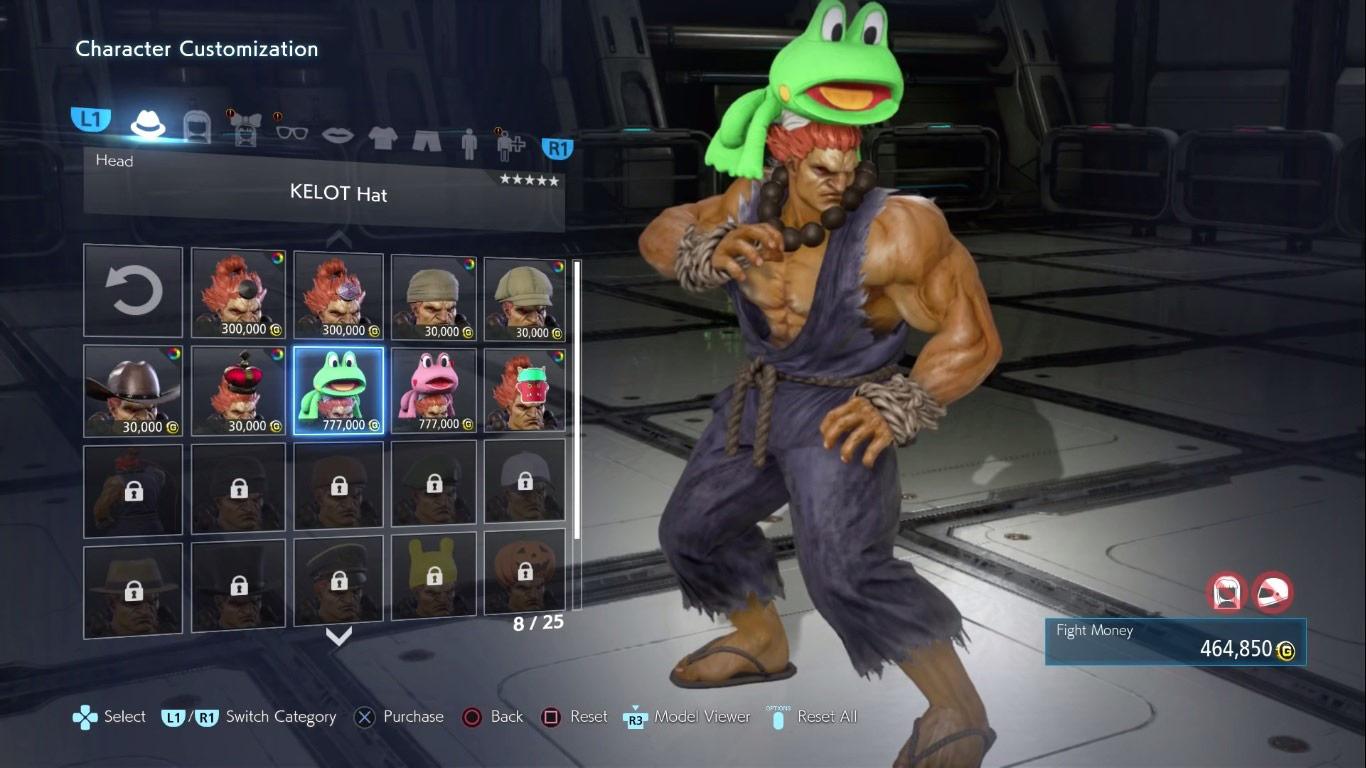 Tekken 7 customization  1 out of 6 image gallery