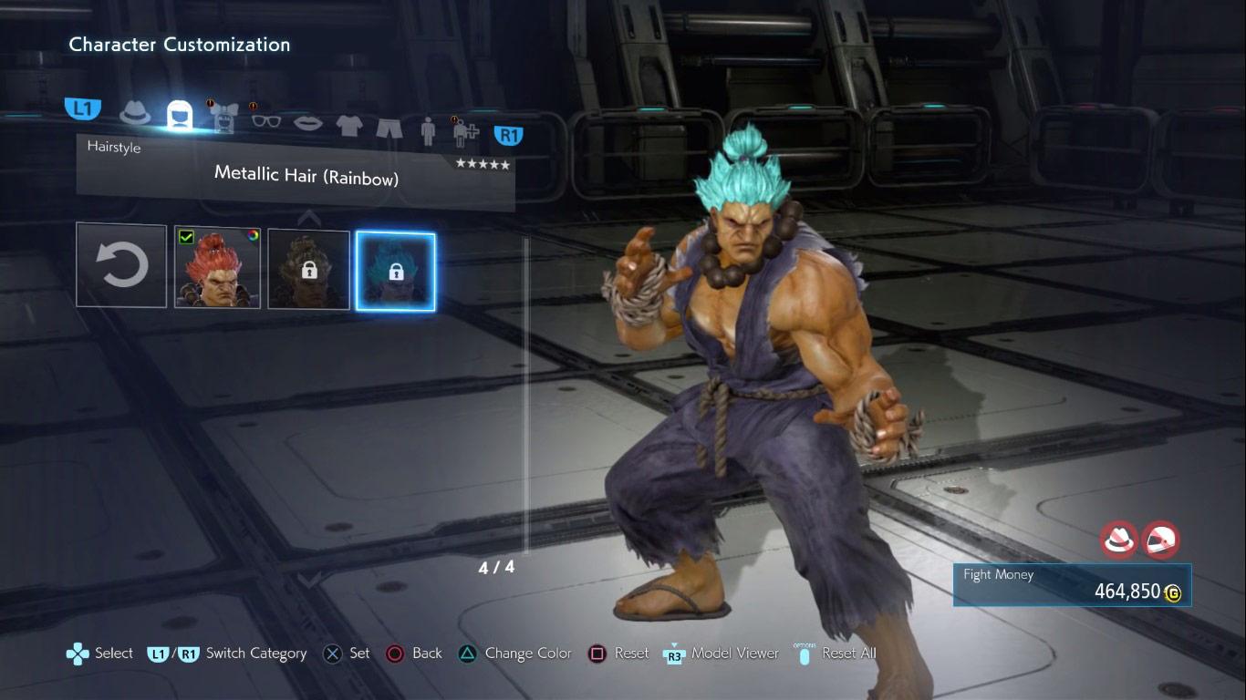 Tekken 7 customization  2 out of 6 image gallery