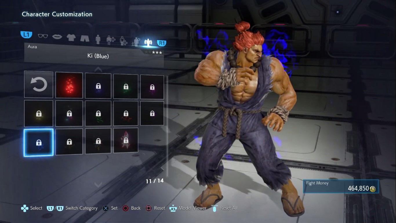 Tekken 7 customization  6 out of 6 image gallery
