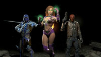 Red Hood, Starfire, and Sub-Zero DLC characters in Injustice 2 image #6