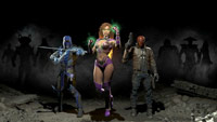 Red Hood, Starfire, and Sub-Zero DLC characters in Injustice 2 image #7
