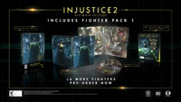 Red Hood, Starfire, and Sub-Zero DLC characters in Injustice 2 image #8