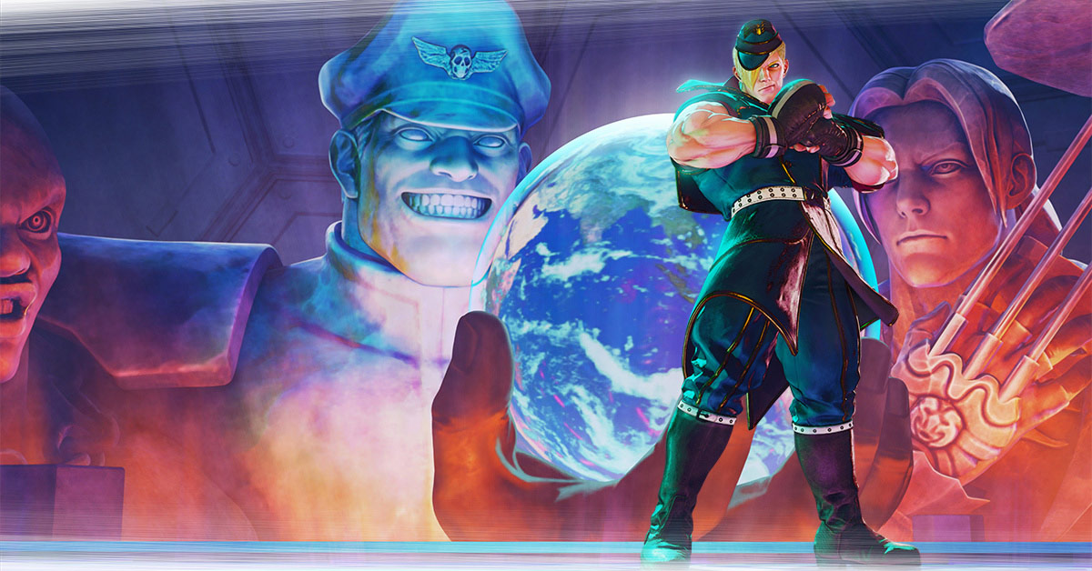 Ed in Street Fighter 5 2 out of 3 image gallery