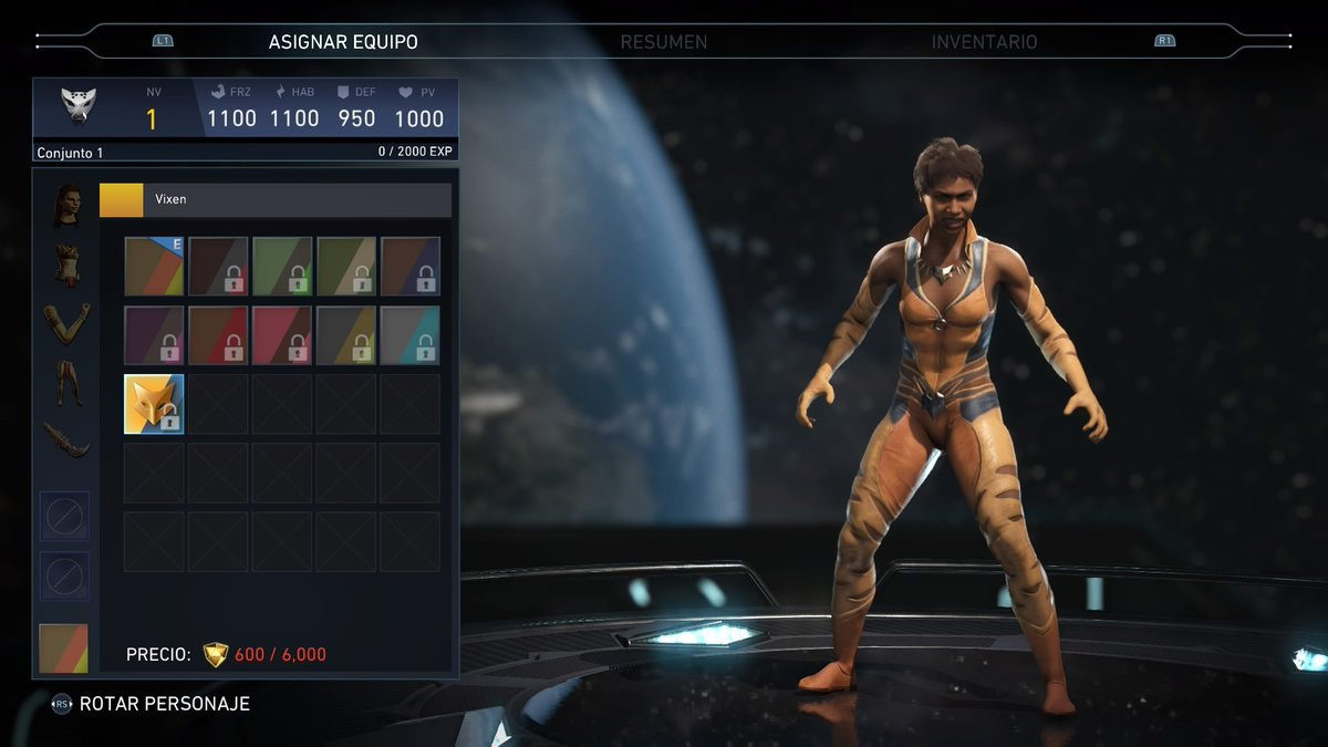 Injustice 2 premiere skins 1 out of 6 image gallery