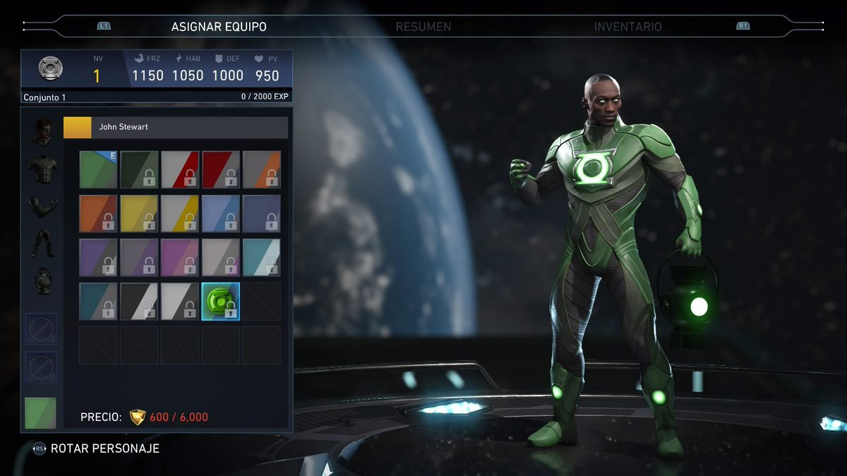Injustice 2 premiere skins 5 out of 6 image gallery