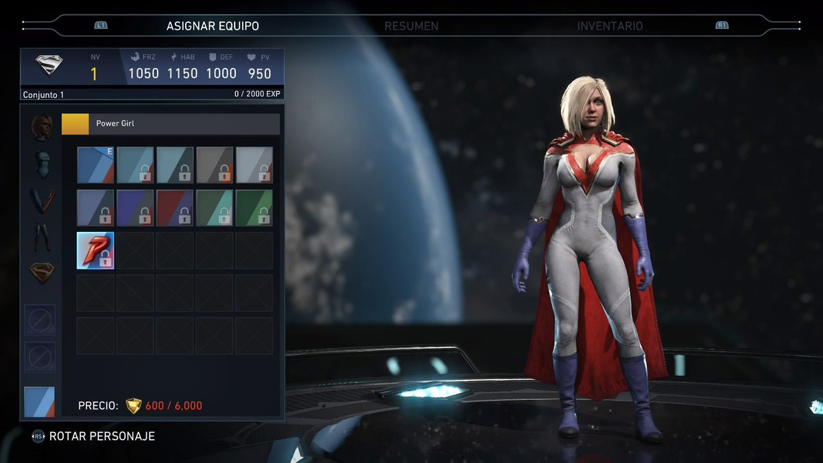 Injustice 2 premiere skins 6 out of 6 image gallery