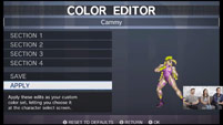 Ultra Street Fighter 2 colors image #3