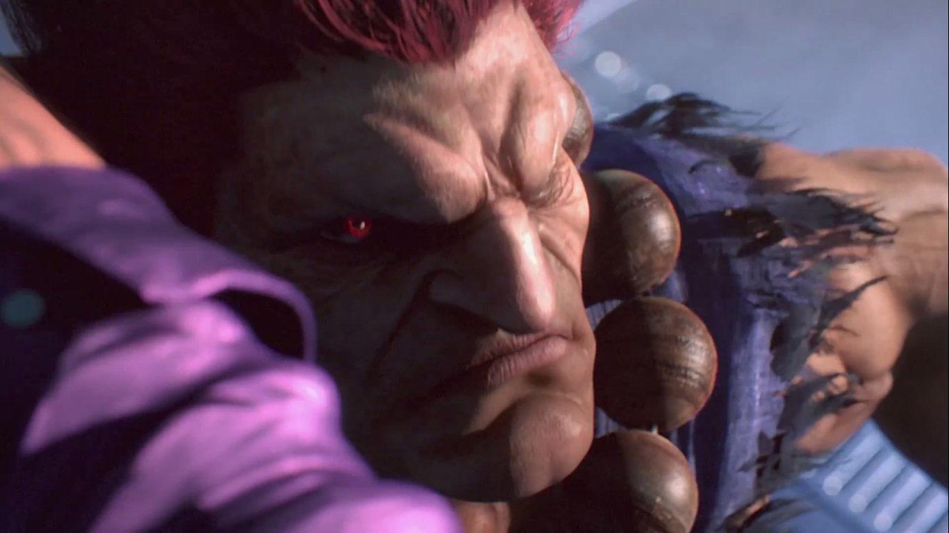 Tekken 7 story screenshots 3 out of 6 image gallery