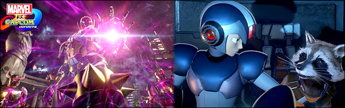 We're trying to push Marvel vs  Capcom: Infinite away from