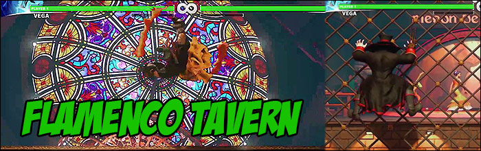First Footage Of The New Flamenco Tavern Stage In Street Fighter 5