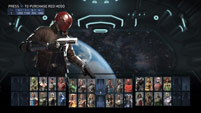 Red Hood and the remaining silhouettes in Injustice 2 image #1