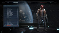 Red Hood and the remaining silhouettes in Injustice 2 image #2