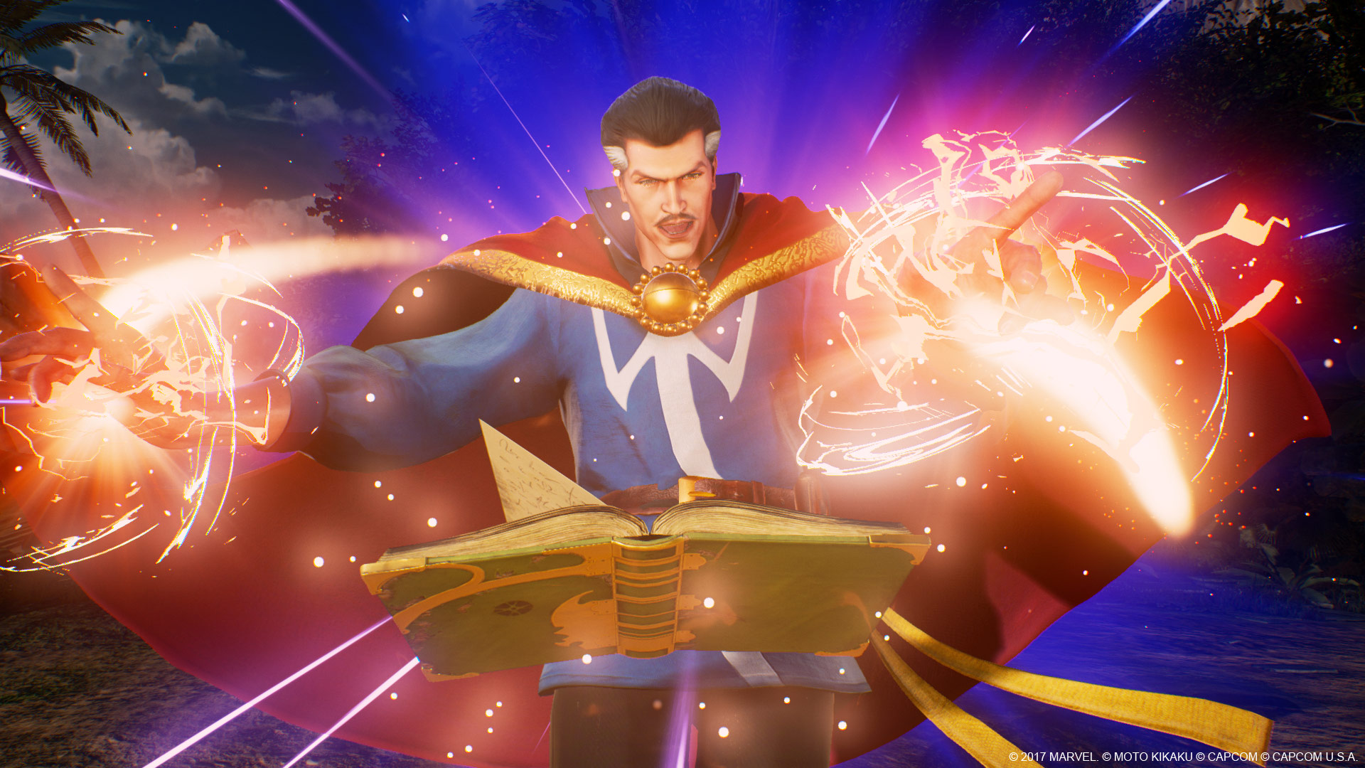 Marvel vs. Capcom: Infinite cover art and new character images from E3 2017 4 out of 26 image gallery