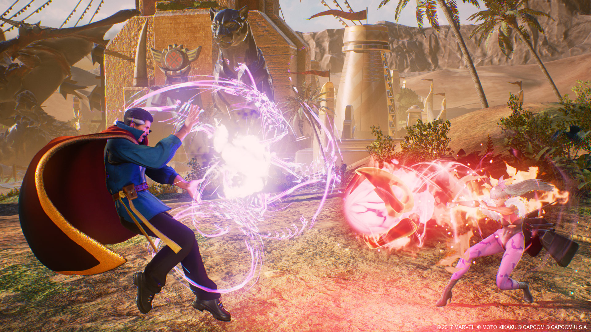 Marvel vs. Capcom: Infinite cover art and new character images from E3 2017 5 out of 26 image gallery