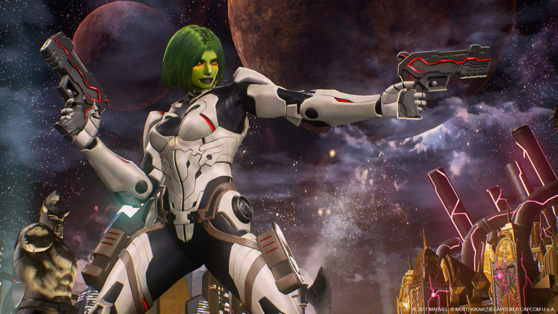 Marvel vs. Capcom: Infinite cover art and new character images from E3 2017 6 out of 26 image gallery