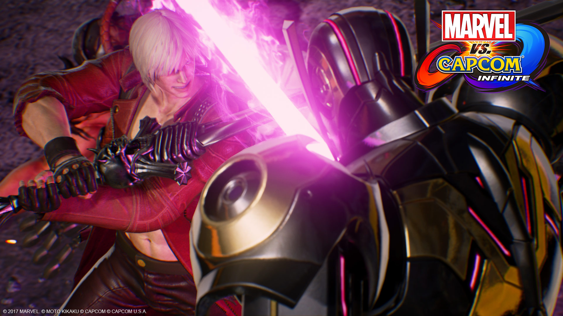 Marvel vs. Capcom: Infinite cover art and new character images from E3 2017 8 out of 26 image gallery