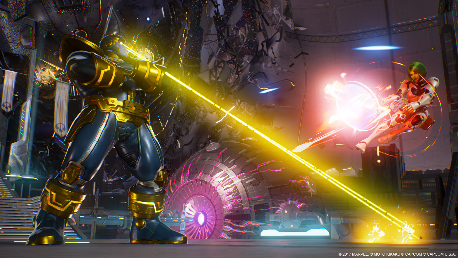 Marvel vs. Capcom: Infinite cover art and new character images from E3 2017 15 out of 26 image gallery