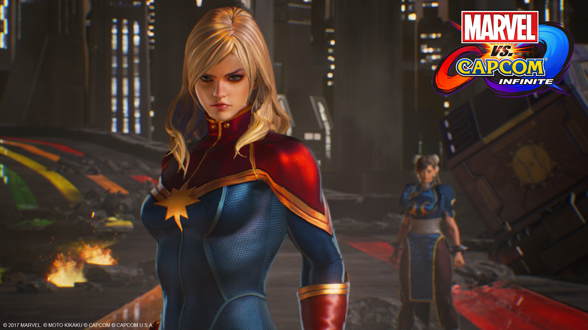 Marvel vs. Capcom: Infinite cover art and new character images from E3 2017 18 out of 26 image gallery
