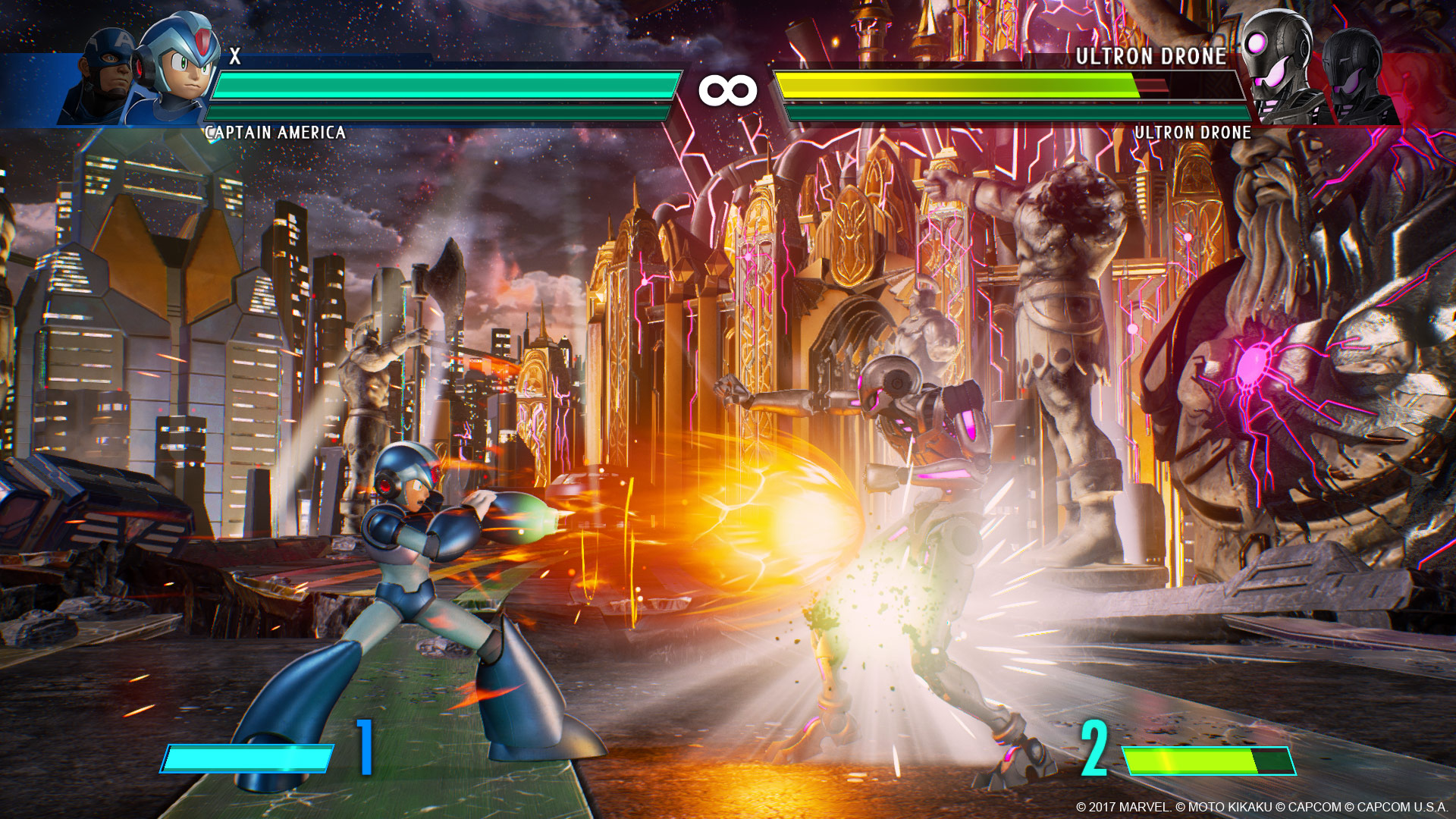 Marvel vs. Capcom: Infinite cover art and new character images from E3 2017 21 out of 26 image gallery