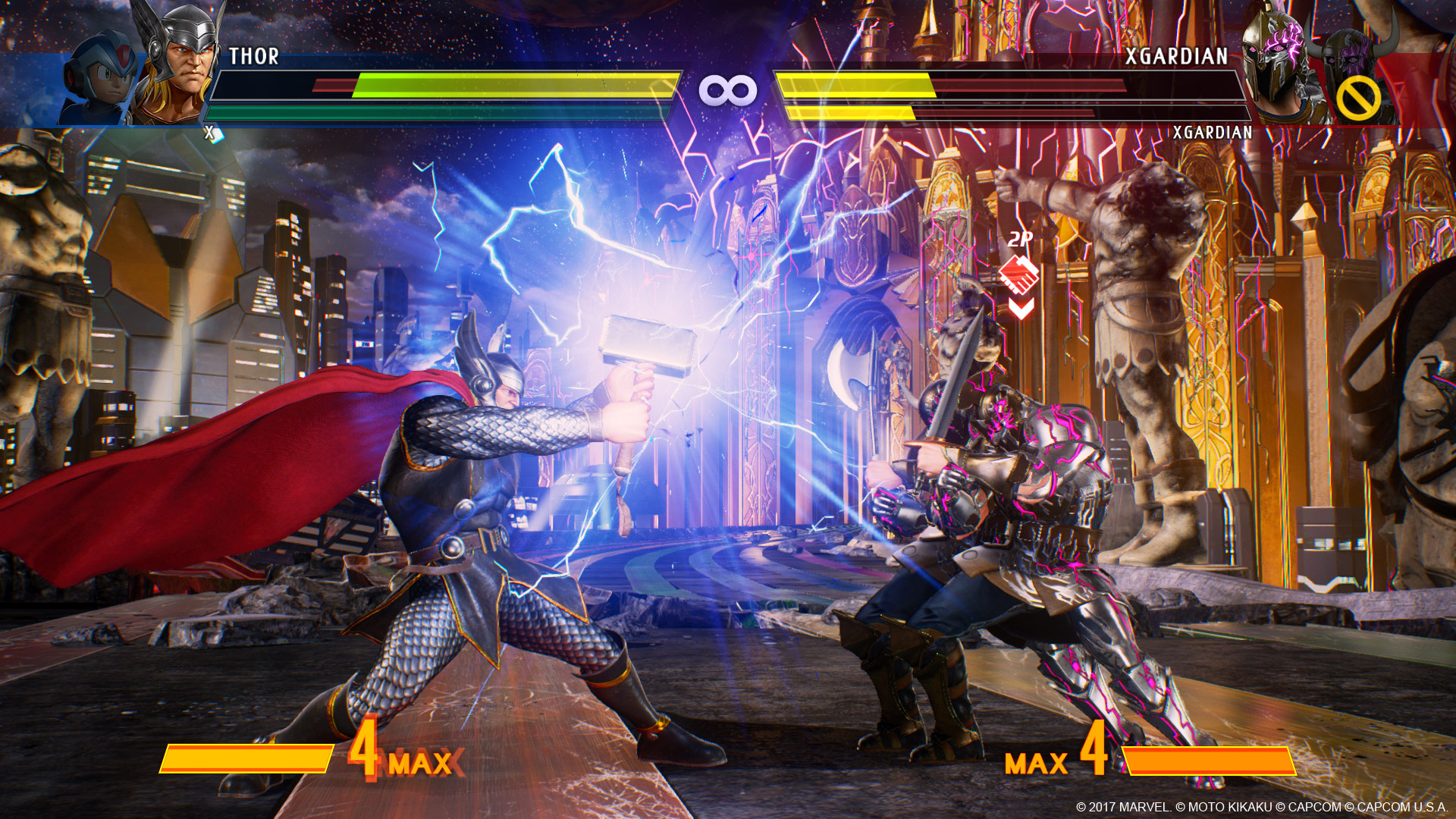 Marvel vs. Capcom: Infinite cover art and new character images from E3 2017 24 out of 26 image gallery