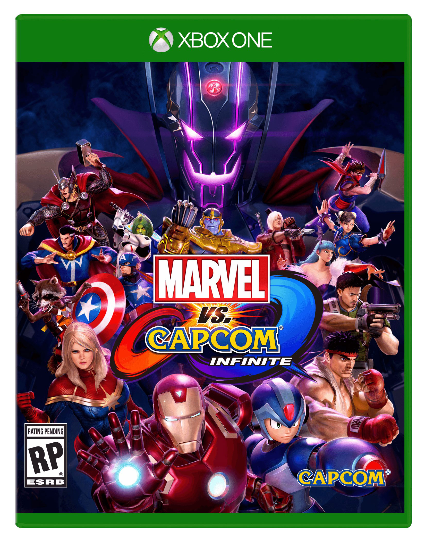 Marvel vs. Capcom: Infinite cover art and new character images from E3 2017 26 out of 26 image gallery