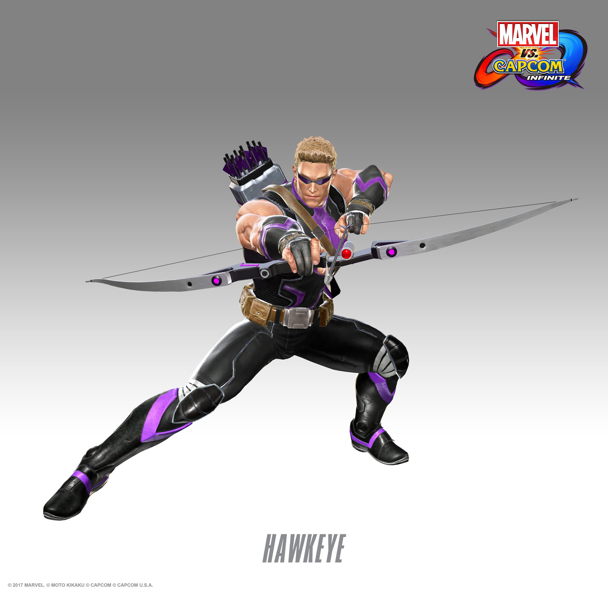 Marvel vs. Capcom: Infinite character artwork from E3 2017 12 out of 19 image gallery